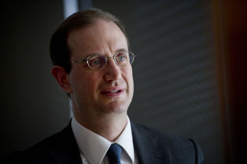Mark Wiseman, former global head of active equities at BlackRock, said that he failed to disclose a consensual relationship with a colleague.