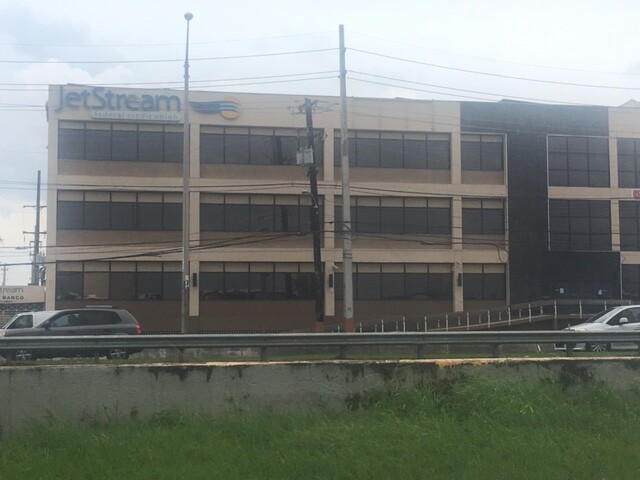 JetStream FCU's Puerto Rico branch, which was damaged by Hurricane Maria.