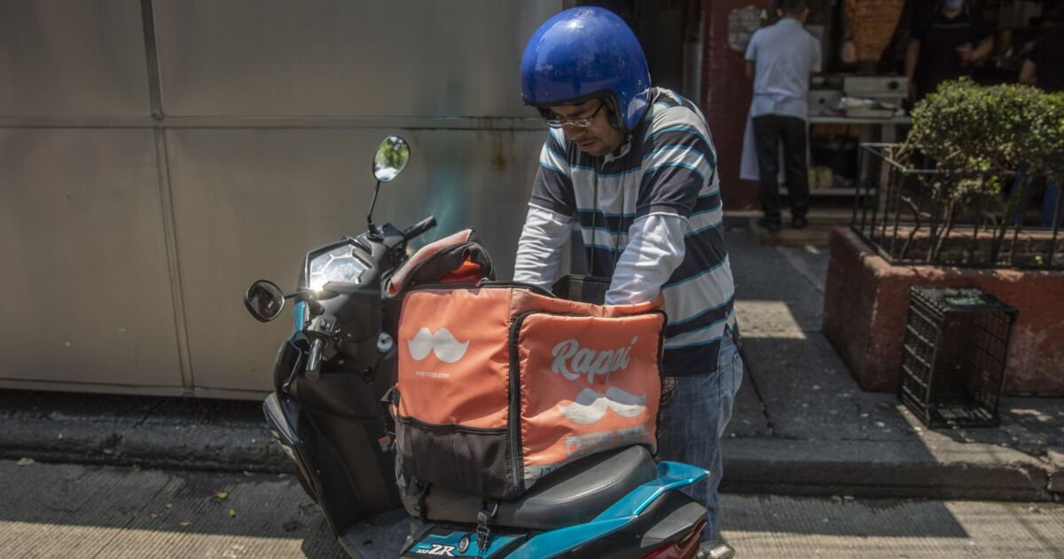 Turning deliveries into digital payments, Latin America's Rappi eyes international growth