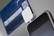 Square reader and card