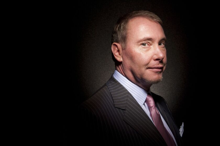 Many mutual fund managers have faded from public view, but markets hang on Jeffrey Gundlach's pronouncements with a fervor these days usually reserved for hedge fund titans.