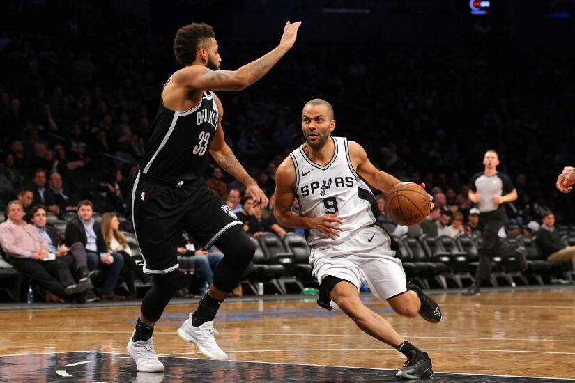 Tony Parker (One time use - June 2019)