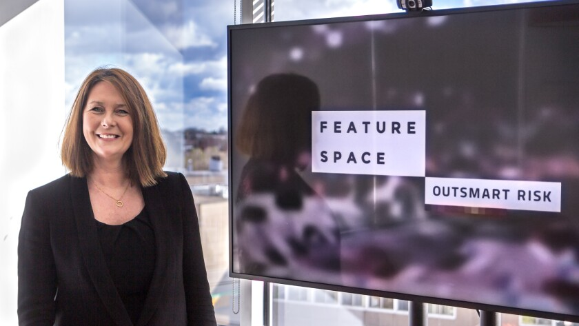 Martina King, CEO, Featurespace