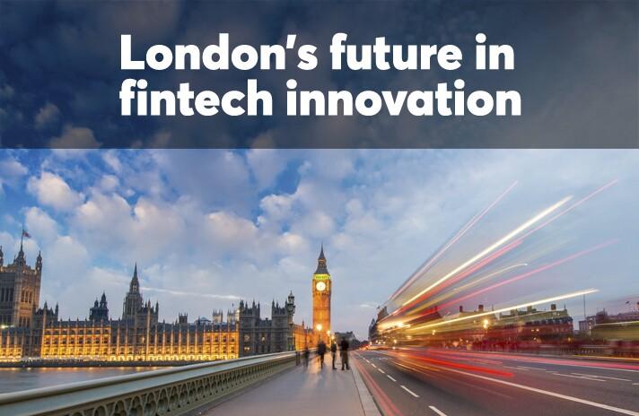 London's future in fintech innovation