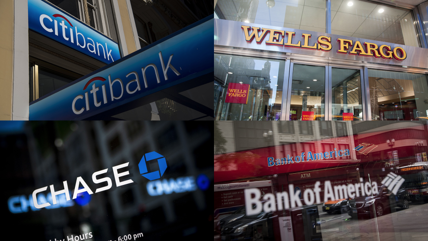 The lawsuits have targeted many of the nation's banks, including the four largest, JPMorgan Chase, Citigroup, Bank of America and Wells Fargo.