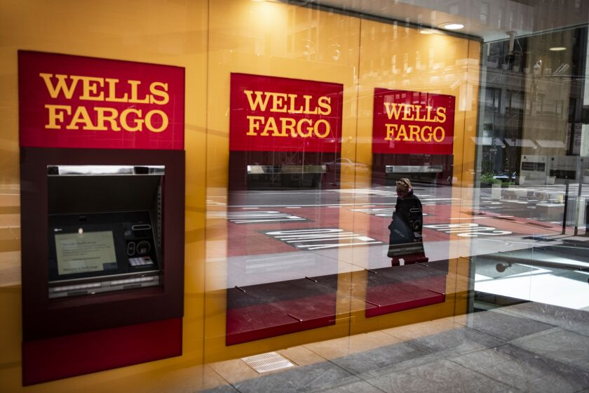 Wells Fargo will halt increases in base pay in the coming year for employees making more than $150,000, according to people briefed on the plans.