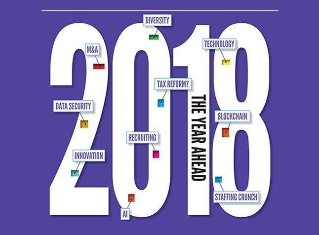 2018 Year Ahead logo