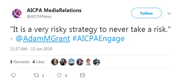 Engage 2018 - Risk