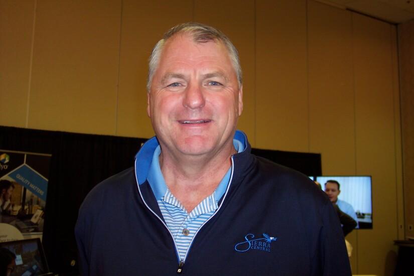 John Cassidy, Sierra Central CU - CA & NV leagues annual meeting 2017 - CUJ 112217.JPG