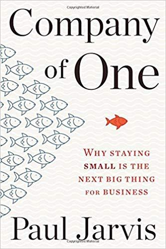 Company of One cover