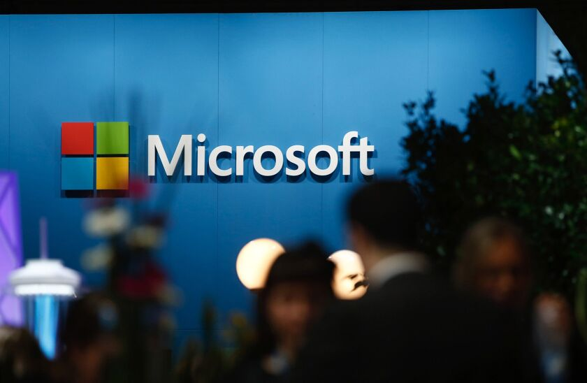 Microsoft hp logo windows
