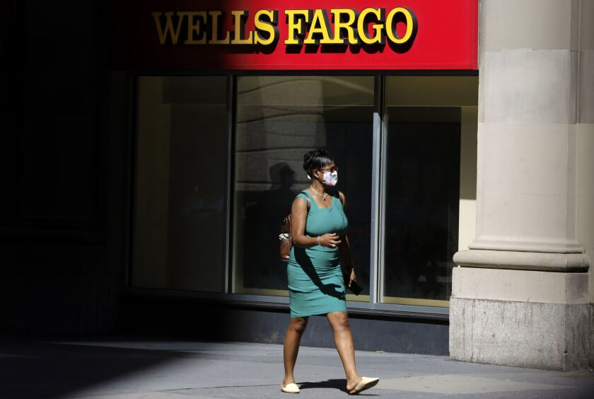 Wells Fargo temporarily closed roughly 20% of its branch network across the U.S. and has installed protective barriers, enacted social distancing measures, required appointments for some services, and performed deep cleaning of the locations that have remained open.