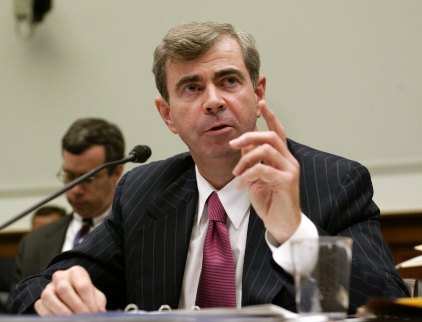 "Massachusetts Secretary of the Commonwealth William Galvin is imposing""a heightened duty of care"" on broker-dealers."