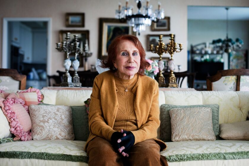 Wealthy retail matriarch Beverley Schottenstein is making some peace with two JP Morgan advisors — her grandsons — who allegedly mishandled her money.