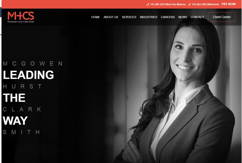 M4-McGowen Hurst WEB SITE Best Firms to Work For 2019