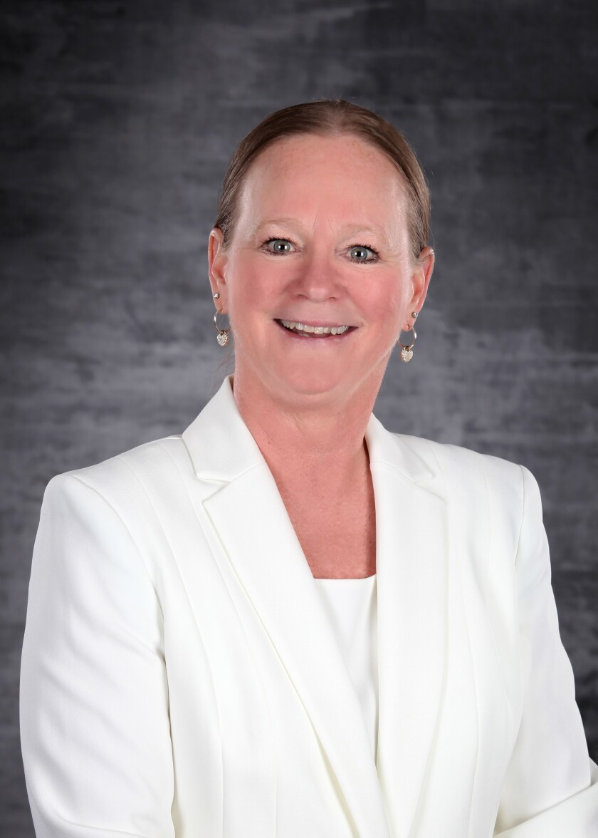 Vicki Hawkins, president and CEO of Dort Financial Credit Union
