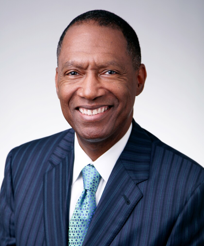 Maurice Smith, CEO of Local Government Credit Union and incoming chairman of the National Cooperative Bank