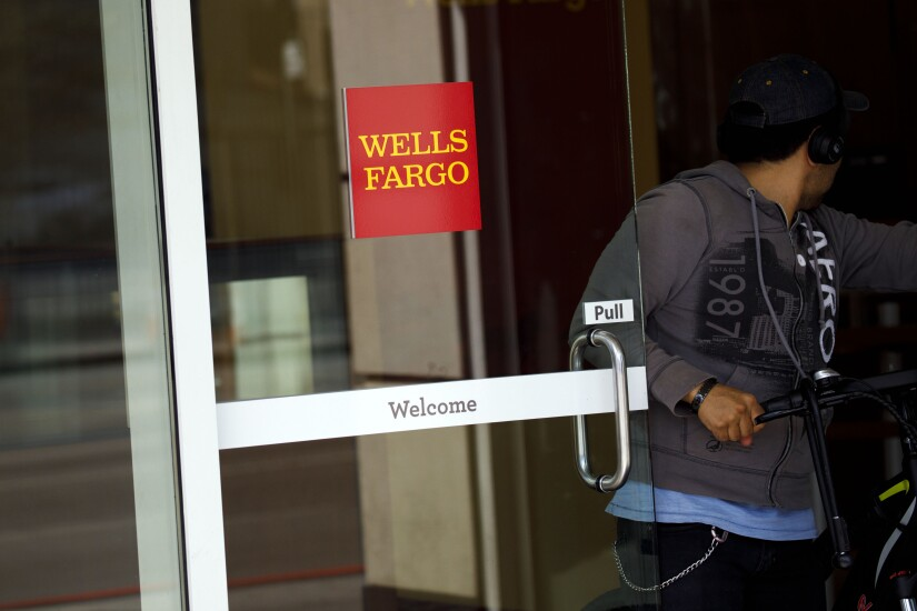 Wells Fargo branch