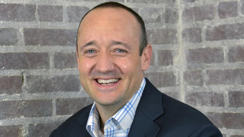 Brady Harris, CEO of Dwolla
