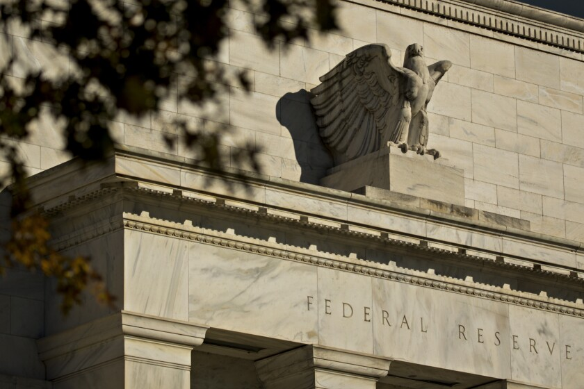 "Earlier Tuesday, the Fed said it would establish the Commercial Paper Funding Facility to ""support the flow of credit to households and businesses."""