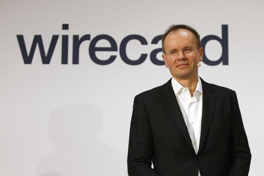 Markus Braun, former chief executive officer of Wirecard.