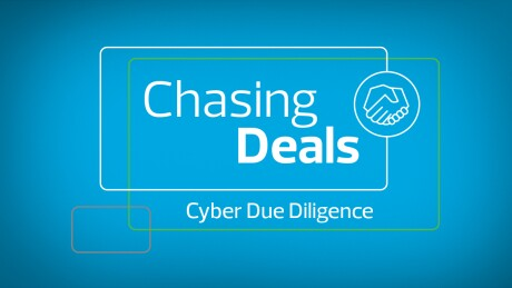 VIDEO: Cyber due diligence is a must in today's environment