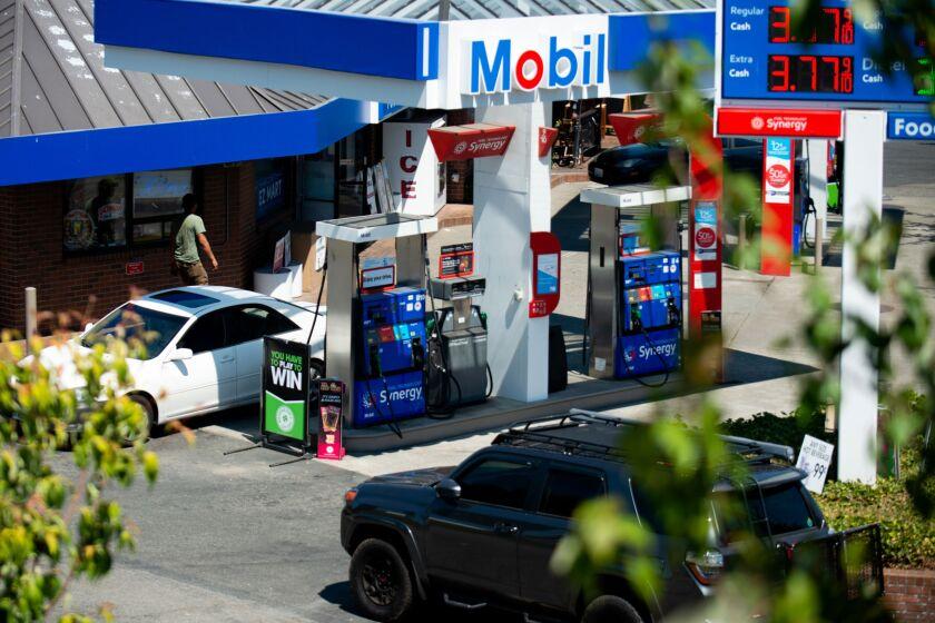 ExxonMobil station