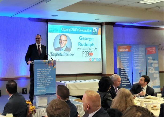 George Rudolph, PSECU speaking event.jpg