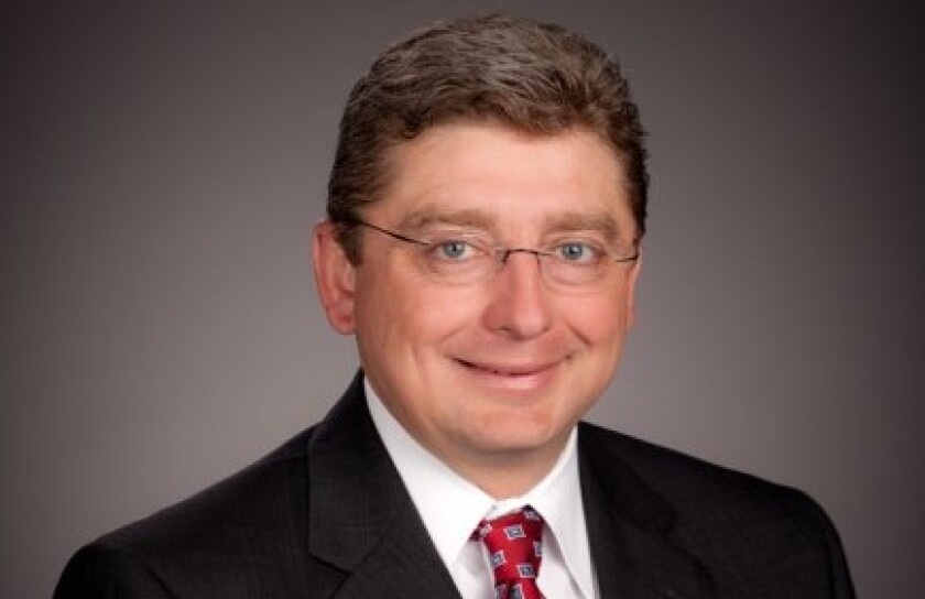 Enterprise, led by CEO Jim Lally, has announced its second bank acquisition in California in the past year.