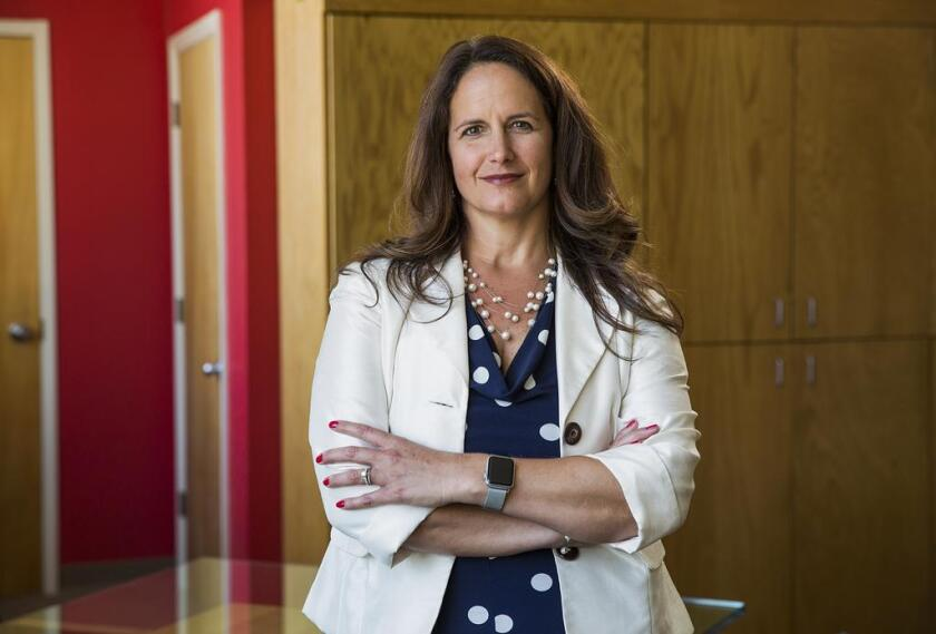 Heather Walter, CEO of Advanz Credit Union