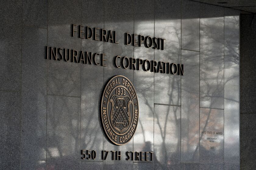 The FDIC announced late Wednesday that it will consider a proposal dealing with the parent companies of industrial loan companies, also known as industrial banks.
