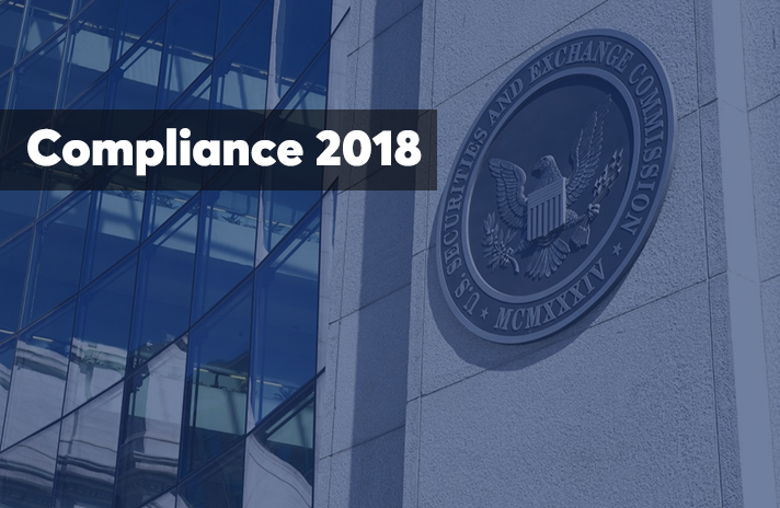 Compliance trends 2018