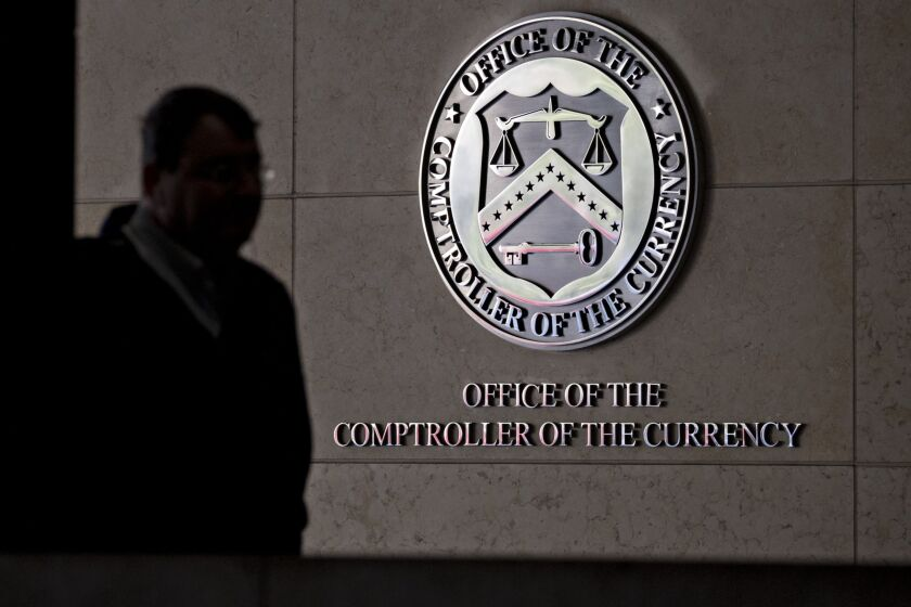 The New York State Department of Financial Services sued the OCC more than two years ago, claiming the charter — designed for firms seeking basic banking powers without deposit insurance — would represent a significant federal overreach.