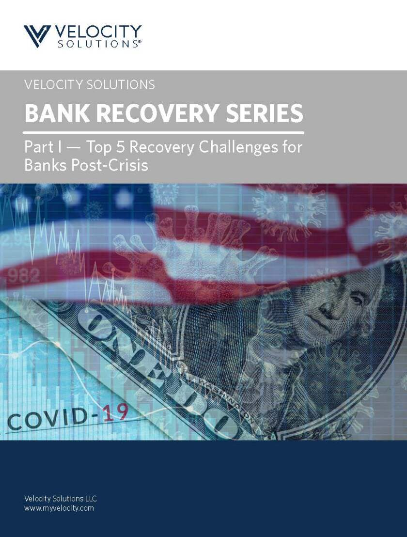 Bank Recovery Series Part 1