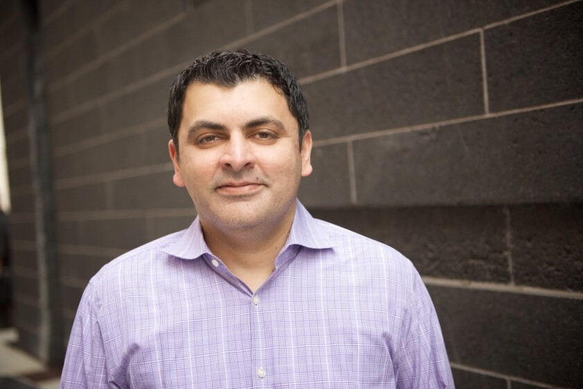 Imran Haider, head of open APIs for Wells Fargo.