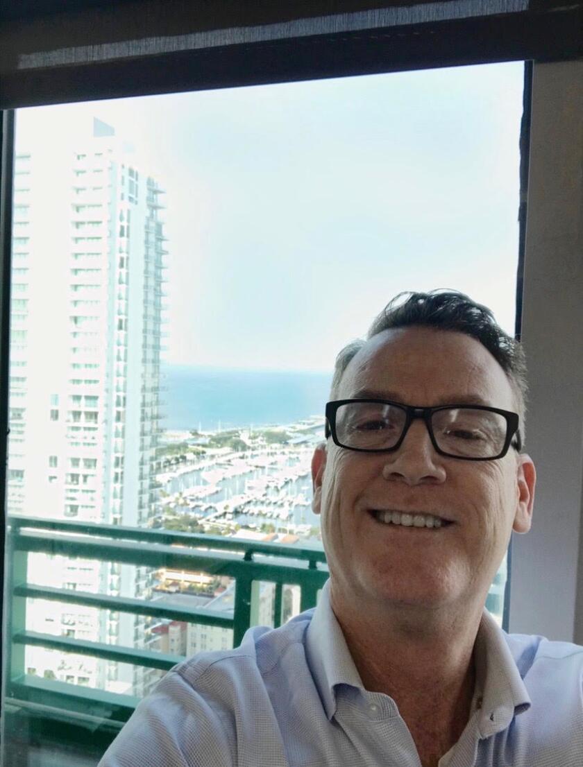 Matt Kilgroe, financial advisor and CEO of Cyndeo Wealth Partners