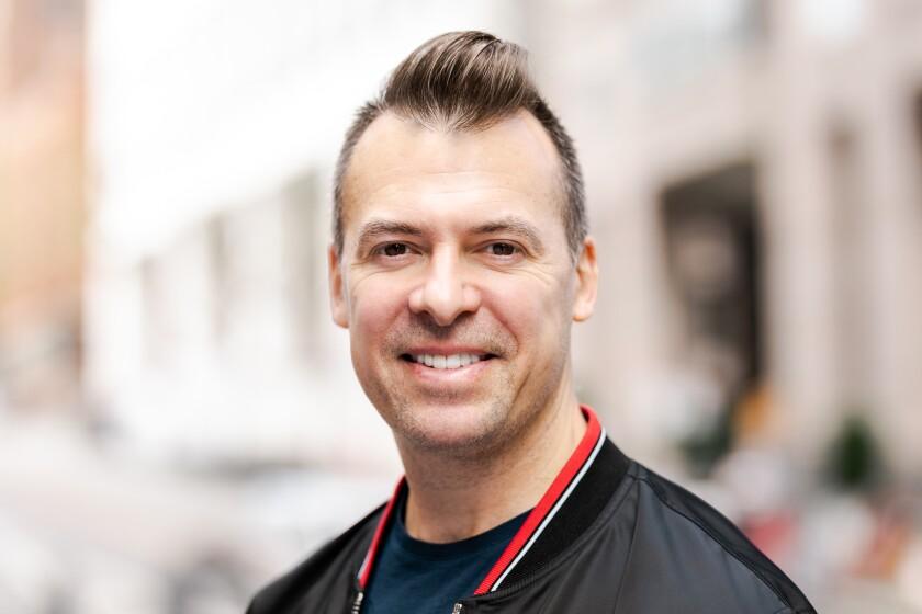 Ethan Beard, senior vice president of Xpring, Ripple's development platform.