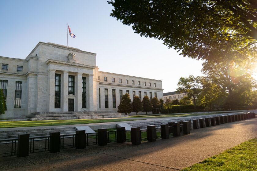The Marriner S. Eccles Federal Reserve building