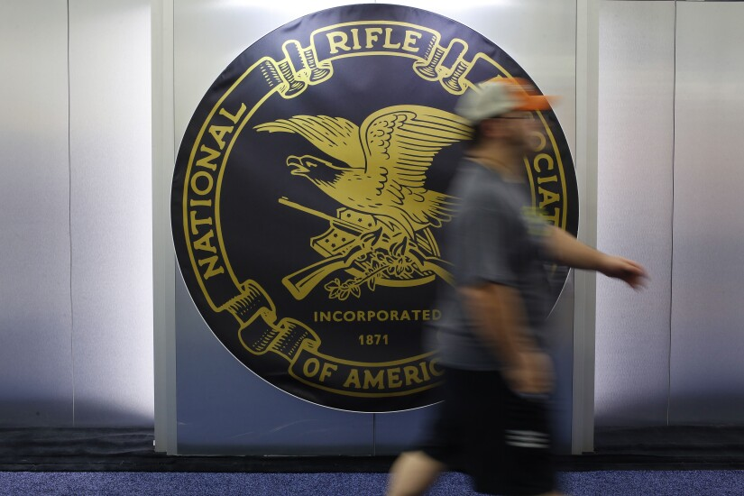 National Rifle Association, NRA logo