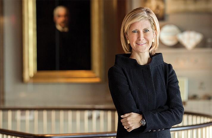 Mary Callahan Erdoes, JPMorgan Chase