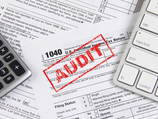 the ten commandments of an irs audit