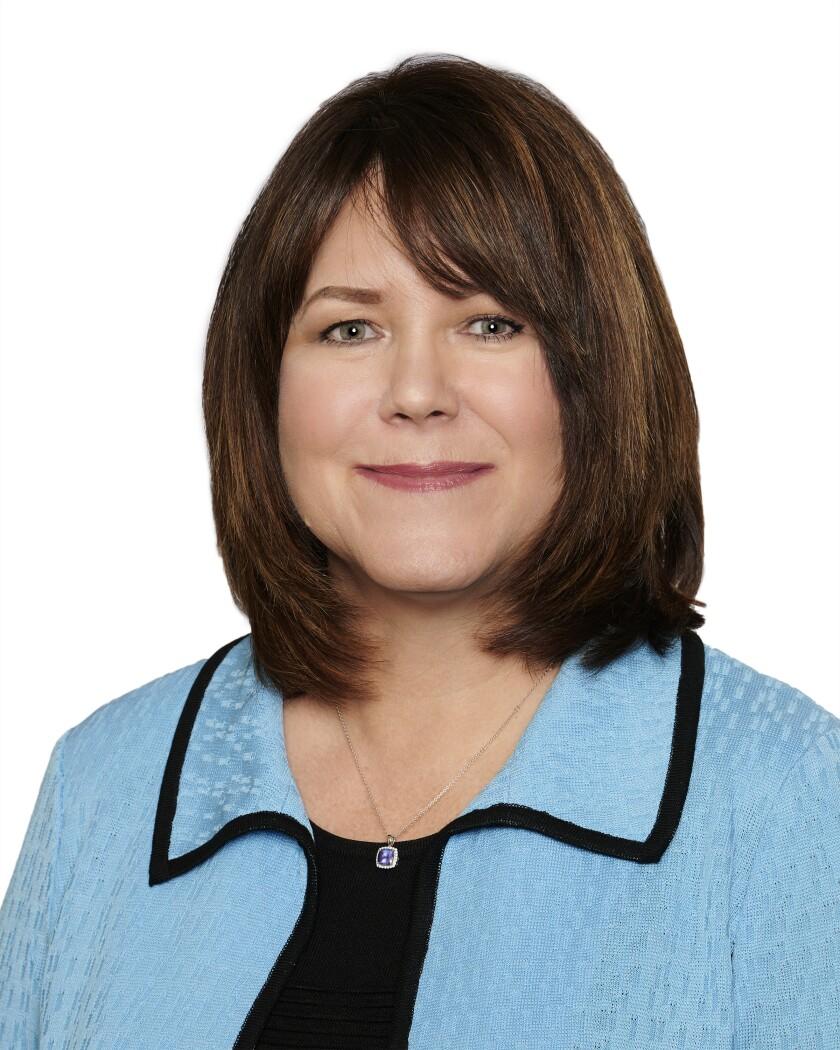 Mary Svoboda, interim president and CEO of Jax Federal Credit Union