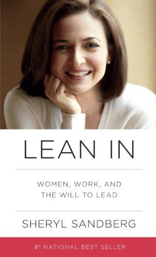 Book cover - Lean In