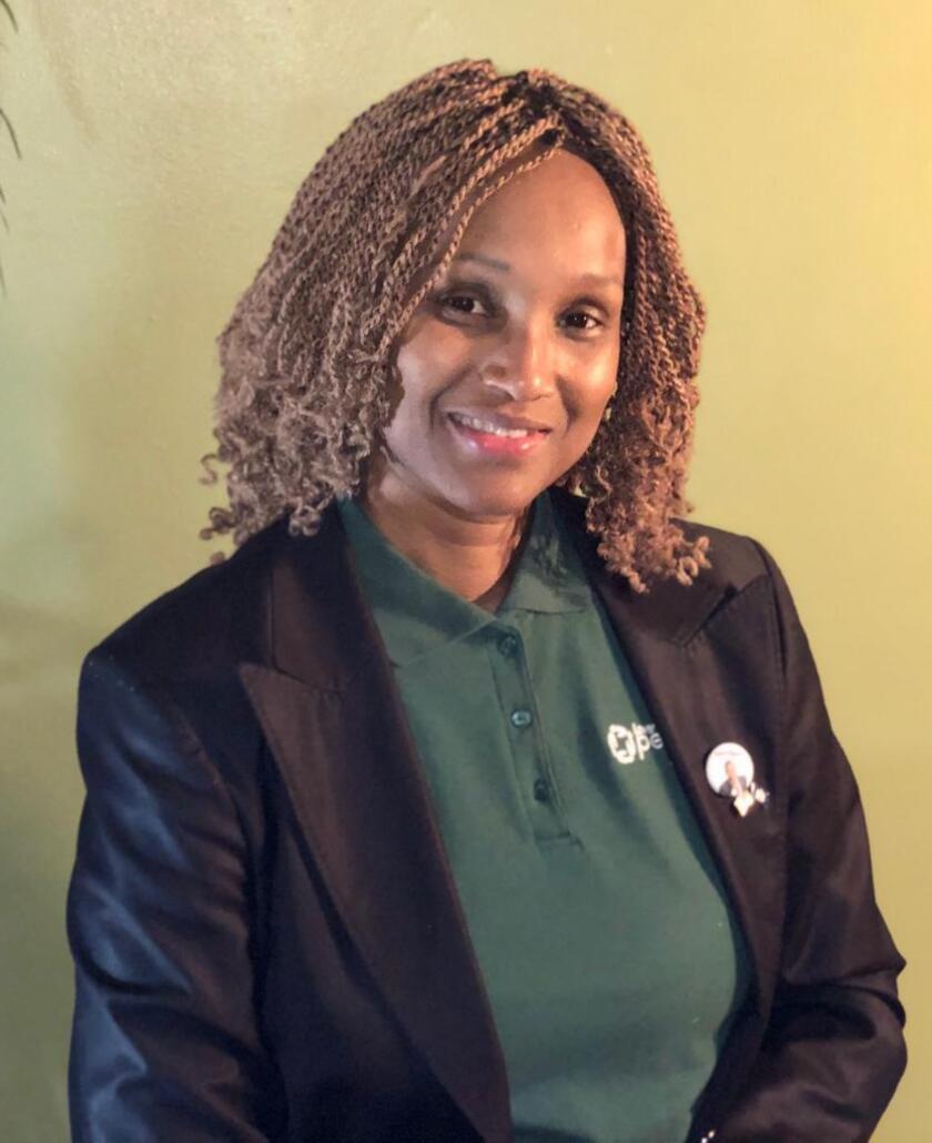 Aissatou Barry-Fall, CEO of Lower East Side People's FCU