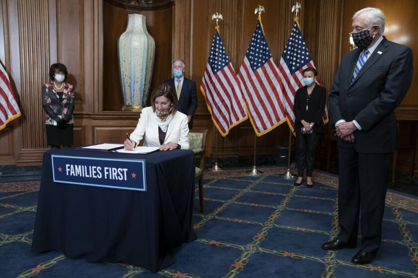 Paycheck Protection Program-CARES Act-Bloomberg News