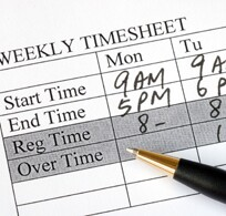 Keep paying overtime, for now. Image: Fotolia.