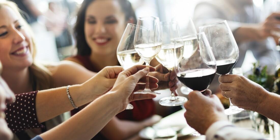 Wine drinkers