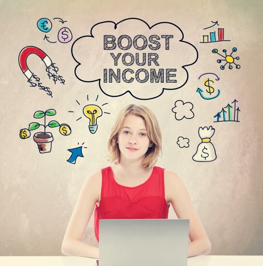 Income boosting ideas