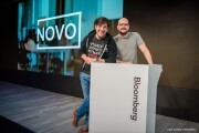 Bank Novo co-founders Michael Rangel and Tyler McIntyre