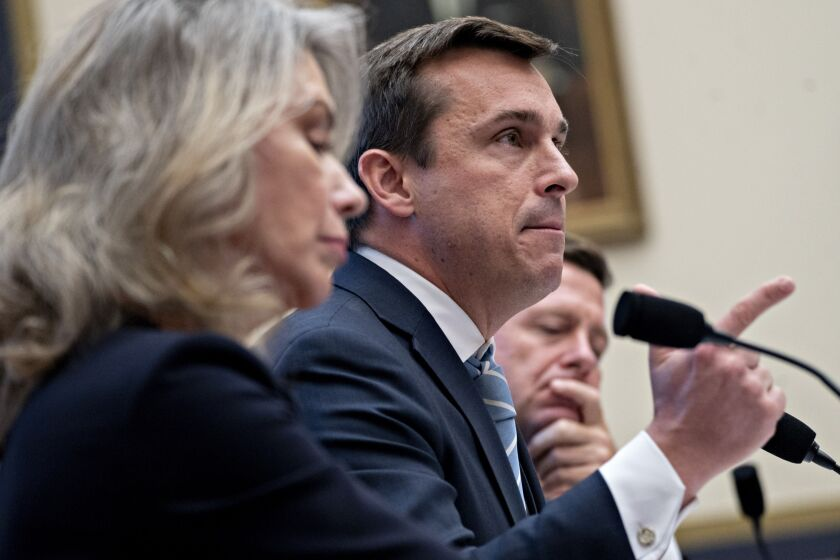 SEC Commissioners Testify Before The House Financial Services Committee